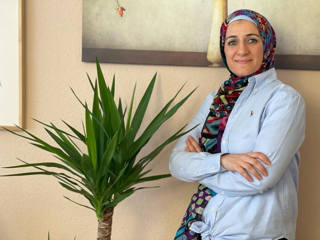 Rechtsanwältin Nahla Osman